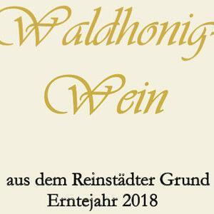 Wald-Honigwein 2018